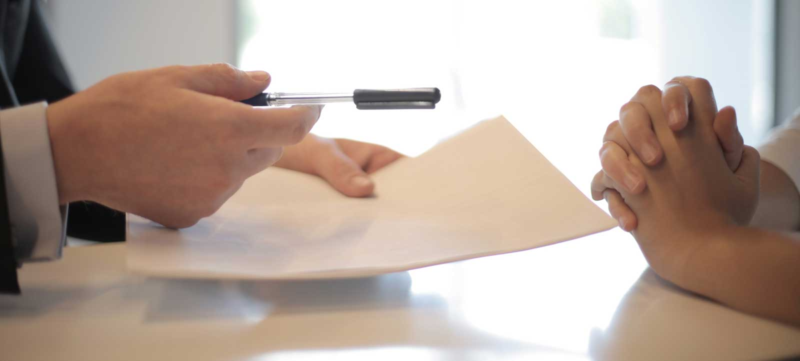 commercial contract requirements